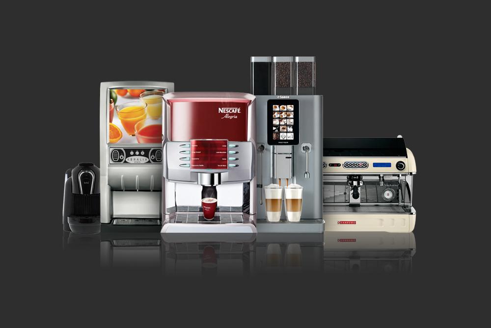 desayuno-hoteles-maquina de cafe