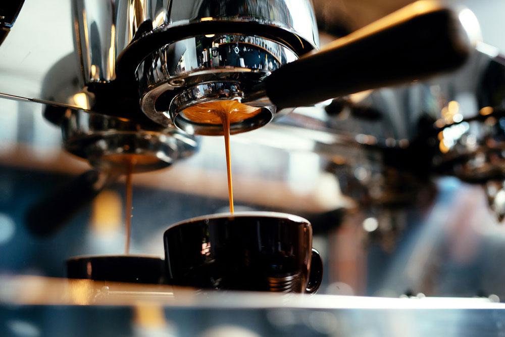maquina de cafe hotel